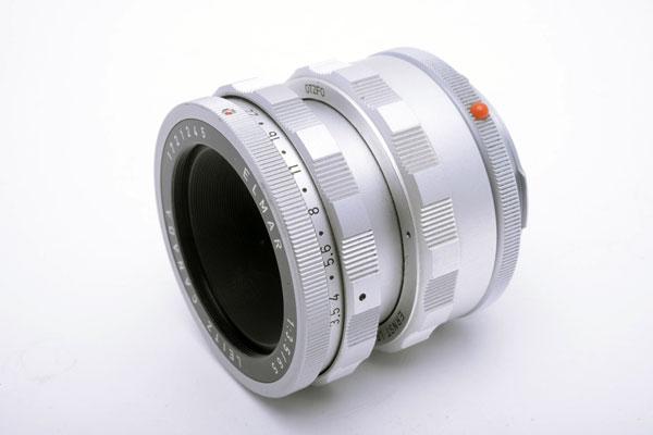 驚異の写り銘玉 ライカ エルマー65mm(ビゾ用レンズ)