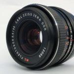 銘玉オールドレンズ M42 Carl Zeiss Flektogon 35mm F2.4