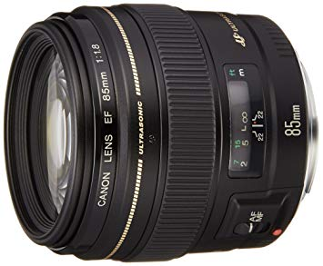 Canon 単焦点レンズ EF85mm F1.8 USM フルサイズ対応買取価格